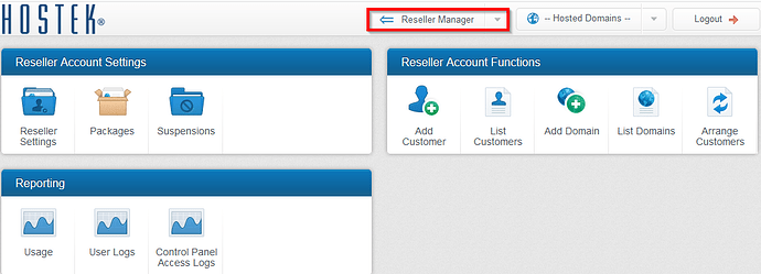 Login_Using_WCP_Pass_Through_Reseller_Manager