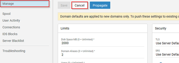 Domain_Defaults_Exiting