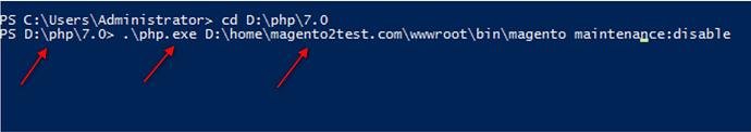 Application_Magento2_Windows_Maintenance_Mode
