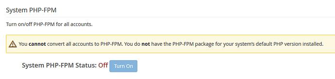 System_php-FPM