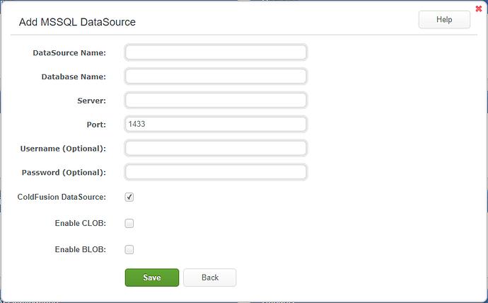 websitemanager-dsn-conninfo