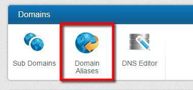 WCP Domain Alias