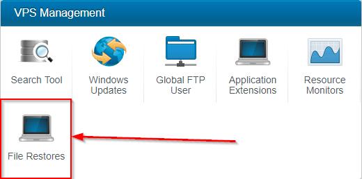 servermanagement-file-restore