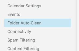 Folder Auto-Clean