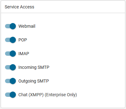 SmarterMail_Service_Access_Section