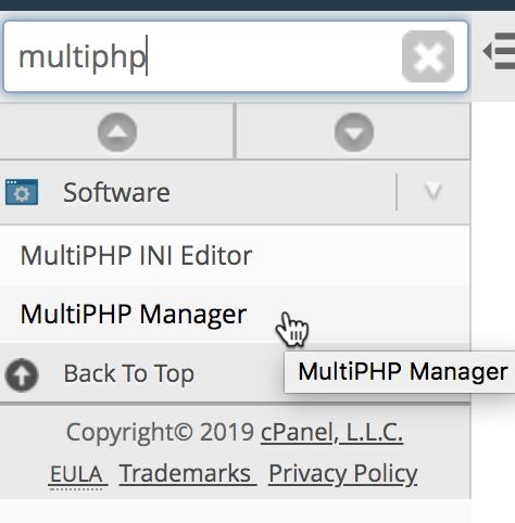 MultiPHP